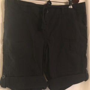 Eddie Bauer black shorts